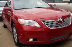 Very Clean Toyota Camry Tokunbo 2009 Red With Affodable Price For Sale