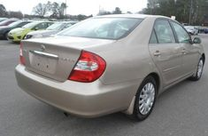 2005 Toyota Camry Brown for sale