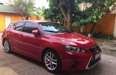 2012 Red Lexus HS 250h for sale