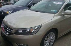 2014 Gold Accord for sale