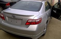Toyota Camry 2008 model silver for sale