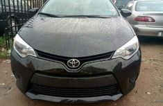 2016 Toyota Corolla Black for sale