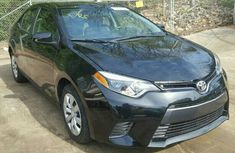 2016 TOYOTA COROLLA GREY FOR SALE