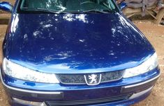 Clean neat Peugeot 405 1999 blue for sale