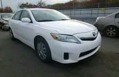 Toyota Camry spider 2016 white for sale at auctioning price