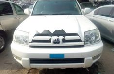 Toyota Land Cruiser 2016 model White for sale