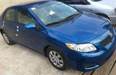 Toyota Camry 2012 blue for sale