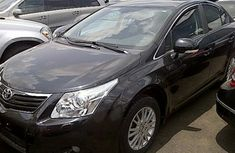 2009 Used Toyota Yaris Black for sale