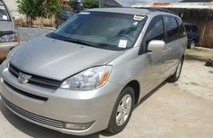 2006 Used Toyota Sienna Silver for sale