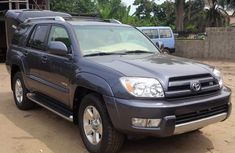 2010 Used Toyota 4Runner Blue for sale