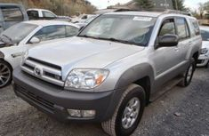 Tokunboh Used Toyota 4Runner 2009 Silver for sale
