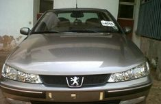Peugeot 406 available for sale 2001 model gold