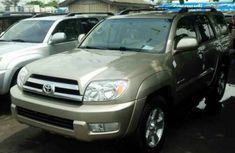 Used Toyota 4Runner 2012 Green for sale