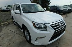 Used Lexus GX 480 2014 white for sale