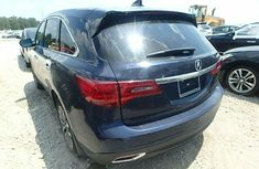 2013 Used Acura MDX Blue for sale
