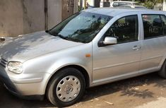 Used Volkswagen Golf 4 2005 silver for sale