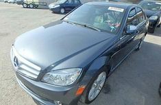 Used Mercedes-Benz C300 2010 BLUE FOR SALE
