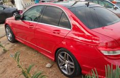 Used Mercedes-Benz C300 2005 Red for sale