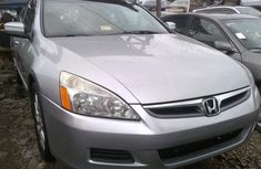 Tokunboh Used Honda Accord 2012 Silver for sale