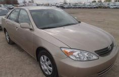 2003 CLEAN AND SOUND TOYOTA CAMRY BEIGE FOR SALE