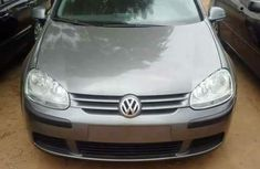 Volkswagen Golf 2005 Grey for sale