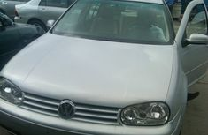 Vibrant 2004 Volkswagen GOLF4 Silver for sale