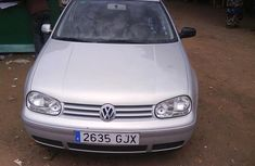 Present 2004 Golf 4 Silver for Sale