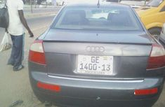 Best chioce tokunbo Audi A6 2002 Grey for sale