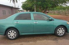 2003 Green Corolla for sale