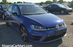 2011 Blue Golf for sale