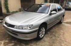 Peugeot 406 prestige 2004 silver for sale