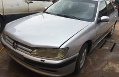 Peugeot 406 toks 2002 silver for sale