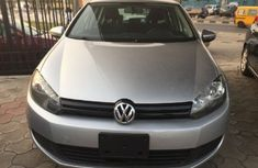 2010 Volkswangen Golf silver for sale