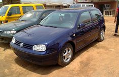 2010 Clean Golf 4 Blue sale