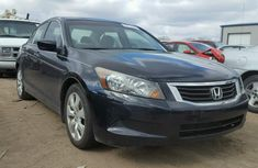 HONDA ACCORD IN GOOD CONDITION 2006 BLACK FOR SALE