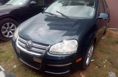 Volkswagen Getta 2005 blue for sale