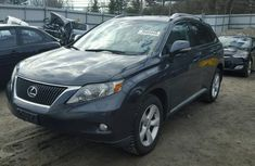 Lexus RX 350 2009 Grey for sale