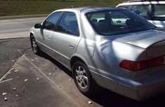 Clean Toyota Camry for sell silver colour 1999 model