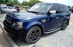 Well maintained Range Rover Sports 2008 Blue for sale