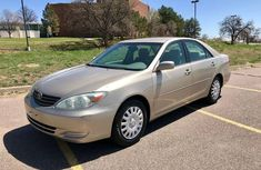 Clean Toyota Camry 1999 Gold for sale