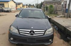 Mercedes Benz C300 for sale 2008 model black