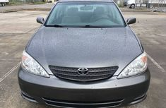 Clean Toyota Camry for sell 2005 model grey