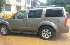 Direct tokunbo Nissan Pathfinder 2003 Grey for sale