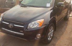 2010 Clean Toyota RAV4 Black for sale