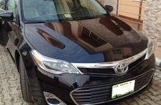 Almost Brown new Toyota Avalon 2013 black for sale with full option