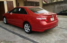 Clean Toyota Camry for sell Red colour 2008 model