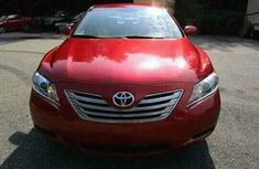 TOYOTA CAMRY 2010 IN GOOD CONDITION RED FOR SALE