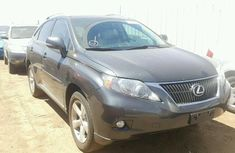 LEXUS RX350 IN GOOD CONDITION 2010 Grey for sale