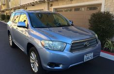 2008 Toyota Highlander Hybrid for sale