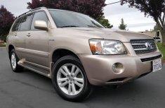 2007 Toyota Highlander Hybrid Limited for sale